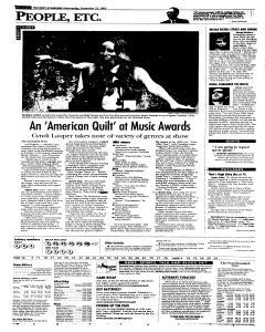 Syracuse Post Standard, November 23, 2005, Page 2