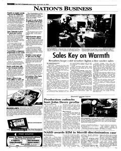 Syracuse Post Standard, November 23, 2005, Page 24
