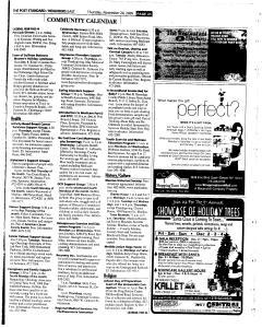 Syracuse Post Standard, November 24, 2005, Page 140