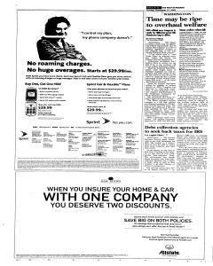 Syracuse Post Standard, November 27, 2005, Page 12