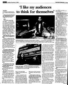 Syracuse Post Standard, December 04, 2005, Page 118