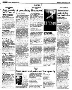Syracuse Post Standard, December 04, 2005, Page 134