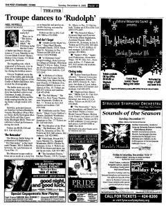 Syracuse Post Standard, December 04, 2005, Page 129