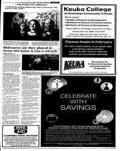 Syracuse Post Standard, December 04, 2005, Page 281