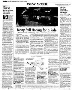 Syracuse Post Standard, December 12, 2005, Page 5