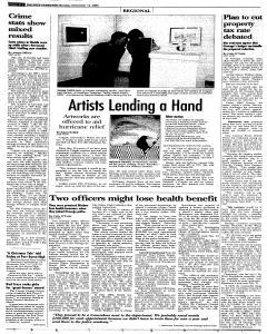 Syracuse Post Standard, December 12, 2005, Page 11