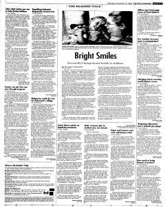 Syracuse Post Standard, December 12, 2005, Page 8