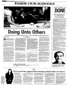 Syracuse Post Standard, December 13, 2005, Page 20