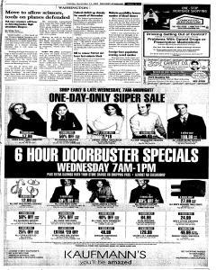 Syracuse Post Standard, December 13, 2005, Page 11