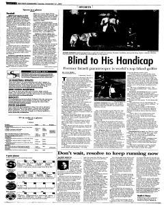 Syracuse Post Standard, December 27, 2005, Page 19