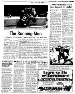 Syracuse Post Standard, December 27, 2005, Page 22