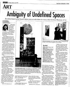 Syracuse Post Standard, March 26, 2006, Page 134