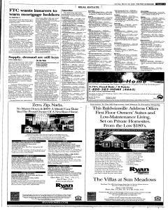 Syracuse Post Standard, March 26, 2006, Page 93