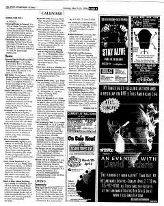 Syracuse Post Standard, March 26, 2006, Page 120