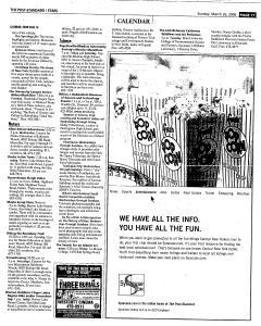 Syracuse Post Standard, March 26, 2006, Page 122