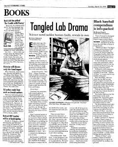 Syracuse Post Standard, March 26, 2006, Page 131