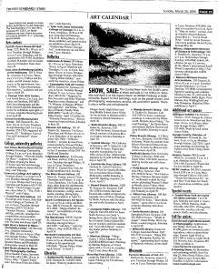 Syracuse Post Standard, March 26, 2006, Page 135