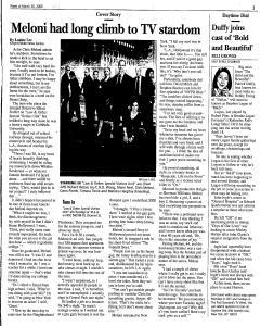 Syracuse Post Standard, March 26, 2006, Page 145