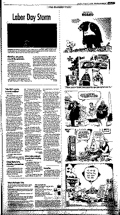 Syracuse Post Standard, August 16, 2008, Page 7