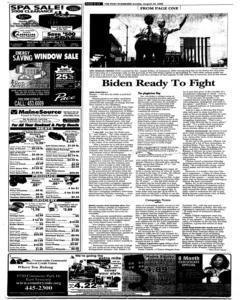 Syracuse Post Standard, August 24, 2008, Page 287