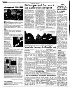 Syracuse Post Standard, August 24, 2008, Page 291