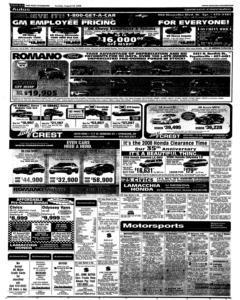 Syracuse Post Standard, August 24, 2008, Page 311