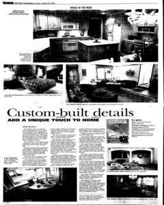 Syracuse Post Standard, August 24, 2008, Page 318