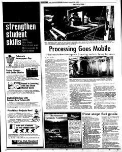 Syracuse Post Standard, August 24, 2008, Page 44