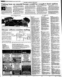 Syracuse Post Standard, August 24, 2008, Page 77