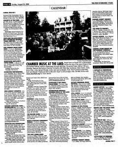 Syracuse Post Standard, August 24, 2008, Page 115
