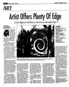 Syracuse Post Standard, August 24, 2008, Page 119