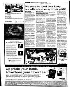 Syracuse Post Standard, August 24, 2008, Page 194