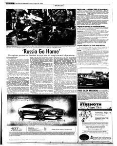 Syracuse Post Standard, August 24, 2008, Page 196