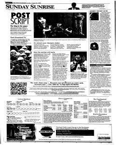 Syracuse Post Standard, August 24, 2008, Page 208