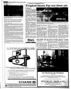 Syracuse Post Standard, August 24, 2008, Page 210