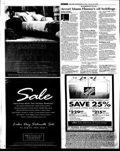 Syracuse Post Standard, August 24, 2008, Page 212