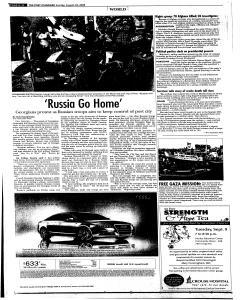 Syracuse Post Standard, August 24, 2008, Page 222