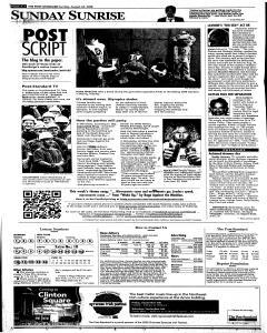 Syracuse Post Standard, August 24, 2008, Page 234