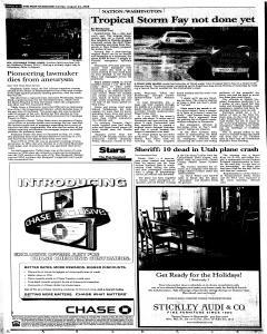 Syracuse Post Standard, August 24, 2008, Page 236