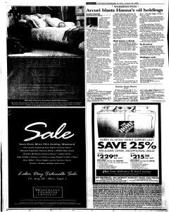 Syracuse Post Standard, August 24, 2008, Page 238