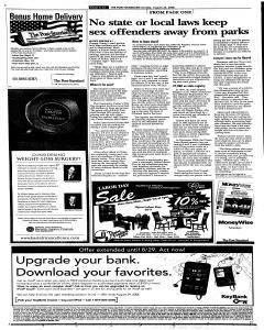 Syracuse Post Standard, August 24, 2008, Page 246