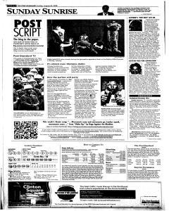 Syracuse Post Standard, August 24, 2008, Page 260