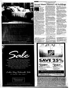 Syracuse Post Standard, August 24, 2008, Page 264