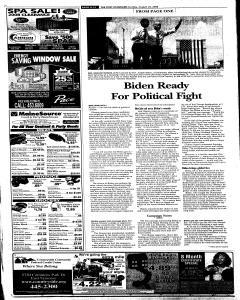 Syracuse Post Standard, August 24, 2008, Page 270