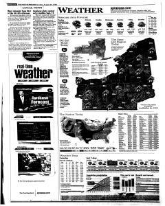 Syracuse Post Standard, August 24, 2008, Page 284