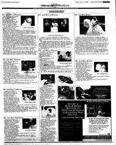 Syracuse Post Standard, August 24, 2008, Page 96