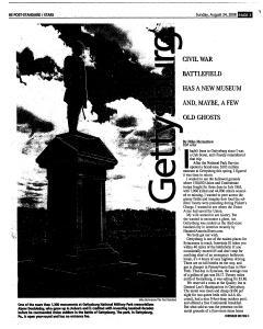 Syracuse Post Standard, August 24, 2008, Page 108