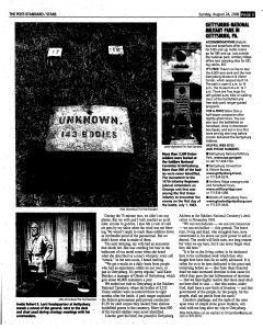 Syracuse Post Standard, August 24, 2008, Page 110