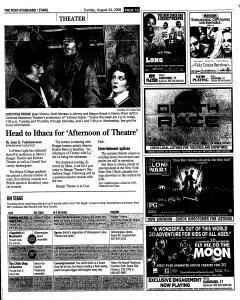 Syracuse Post Standard, August 24, 2008, Page 118