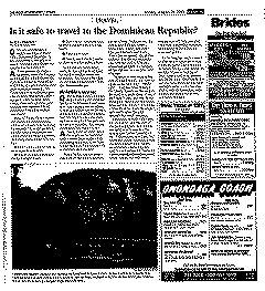 Syracuse Post Standard, August 24, 2008, Page 124